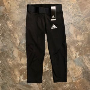 Adidas Small TechFit Compression Climacool pants